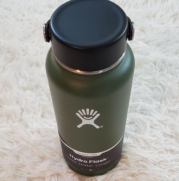 New Hydro Flask Wide Mouth Flex Cap.